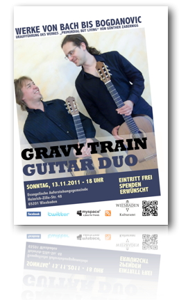 Konzertplakat GTGD